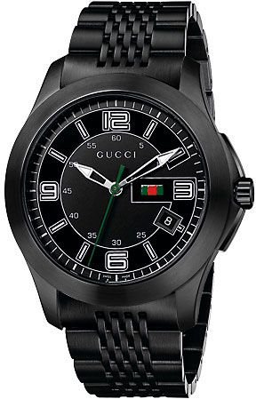 47393e2ecff YA126202 - Authorized Gucci watch dealer - Mens Gucci G-Timeless ...