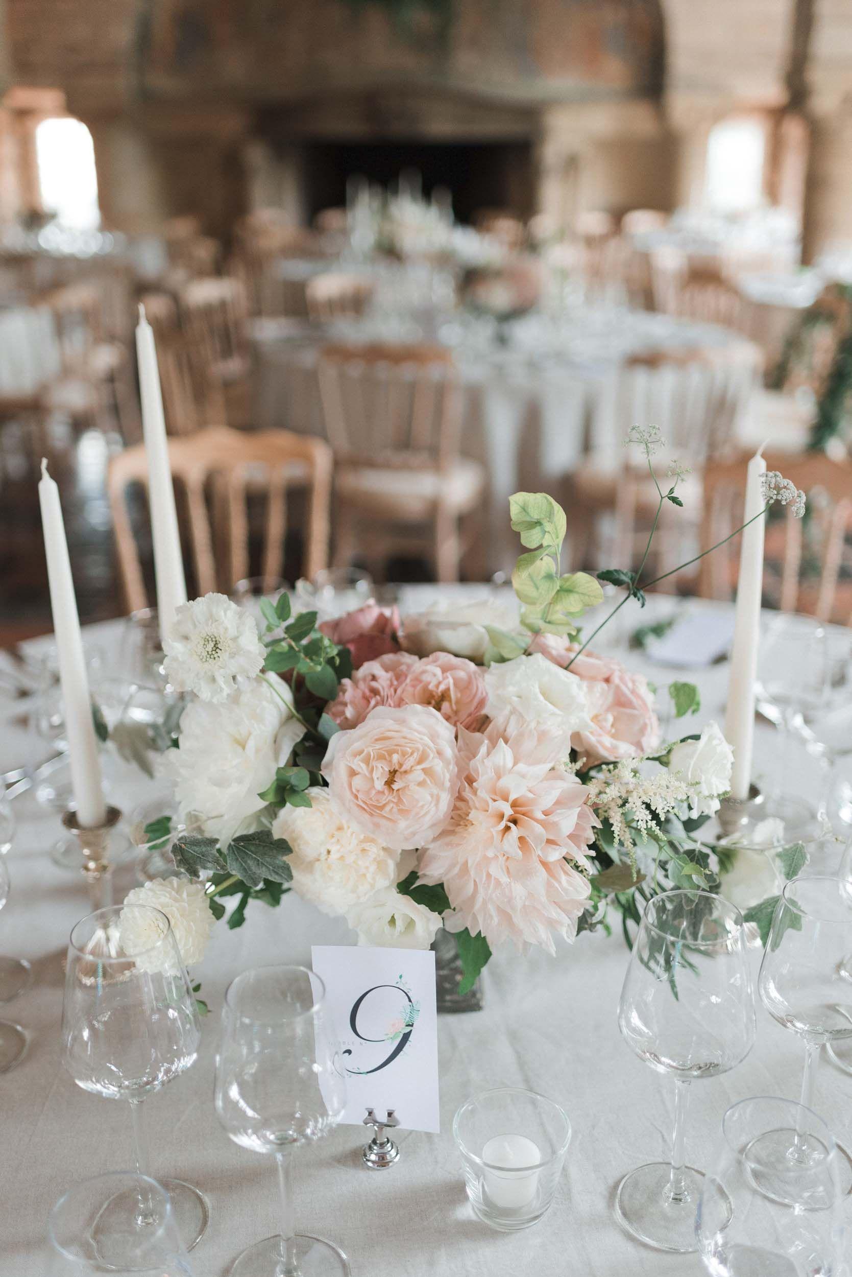 Composition florale mariage, mode demploi pour bien la