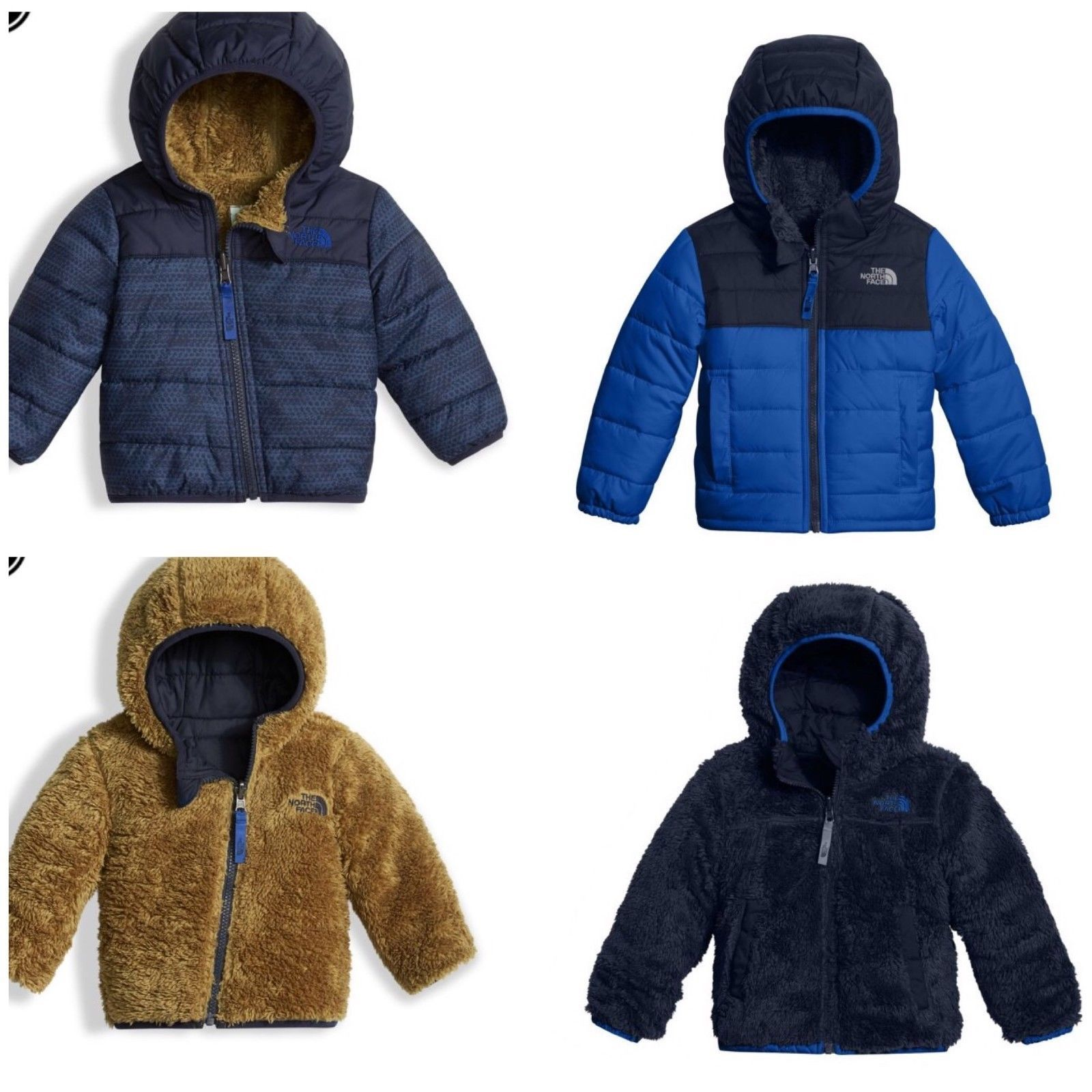 4c1964e97 Outerwear 147324: New The North Face Boys Reversible Mount ...