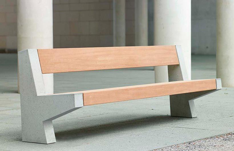Panchine Da Esterno Design.Panche Da Esterno Di Design Arredo Urbano Di Qualita Design