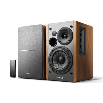 EDIFIER Studio R1280T 2.0 Lautsprechersystem (42 Watt): Amazon.de: Elektronik