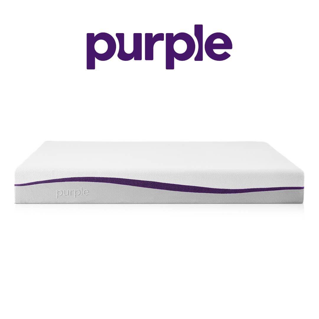 Purple Mattress Cal King Purple Bedding Best Cooling