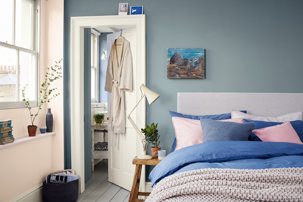 Bedroom Wall Colours Dulux