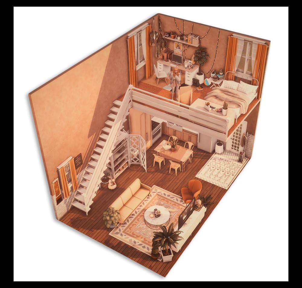 Pixelsimdreams Sims 4 House Design Sims House Design Sims 4 Build
