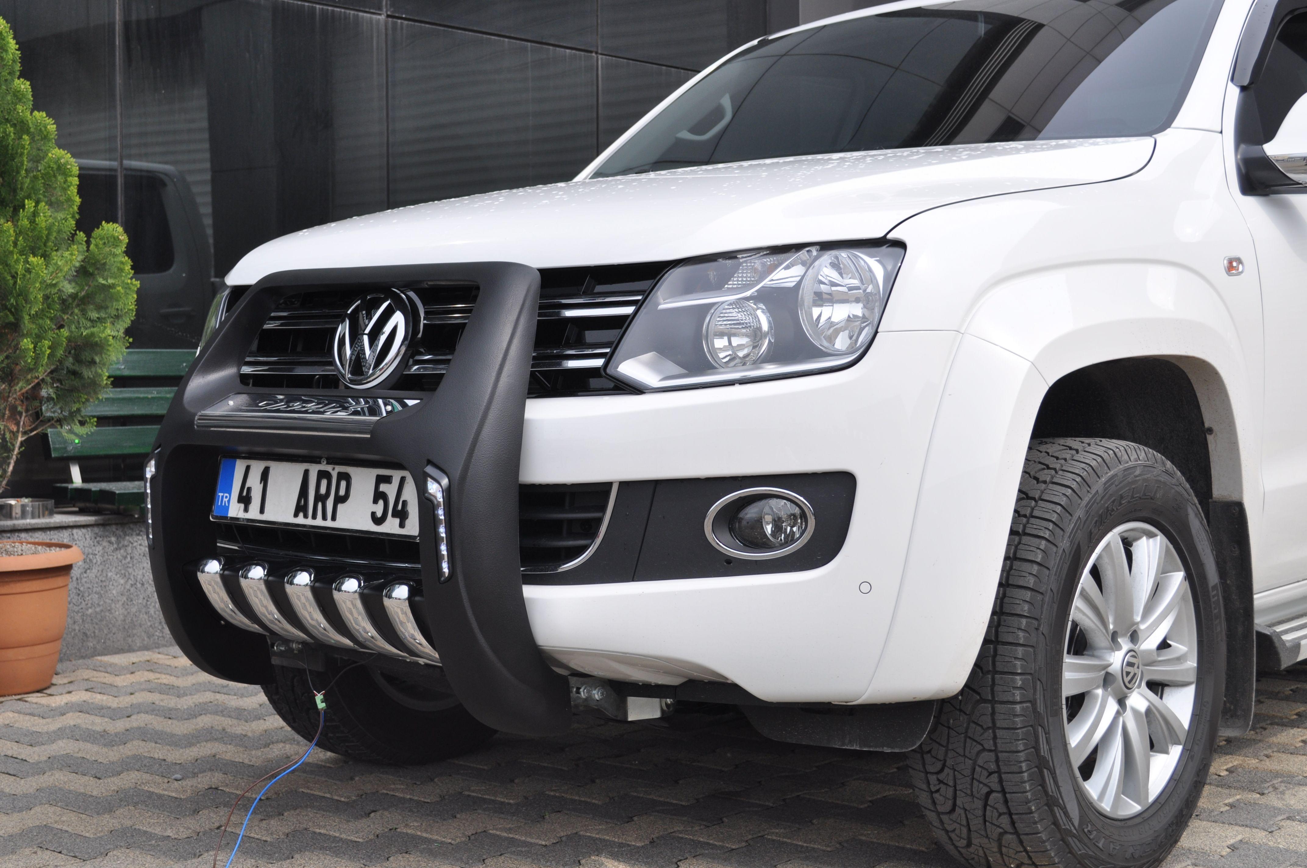 Bullbar Volkswagen Amarok, Bara de protectie Vw Amarok