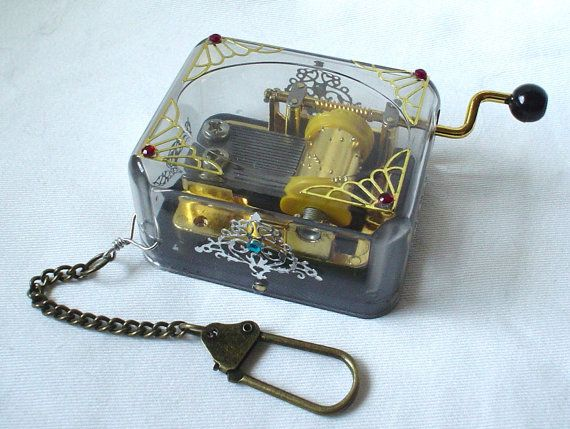 Music box pendant music and trinket boxes pinterest music music box pendant aloadofball Gallery