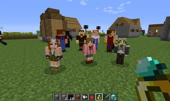Minecraft Comes Alive Mod 1 5 2 For Minecraft 1 5 2 Cute Minecraft Houses Minecraft Destroyer Of Worlds