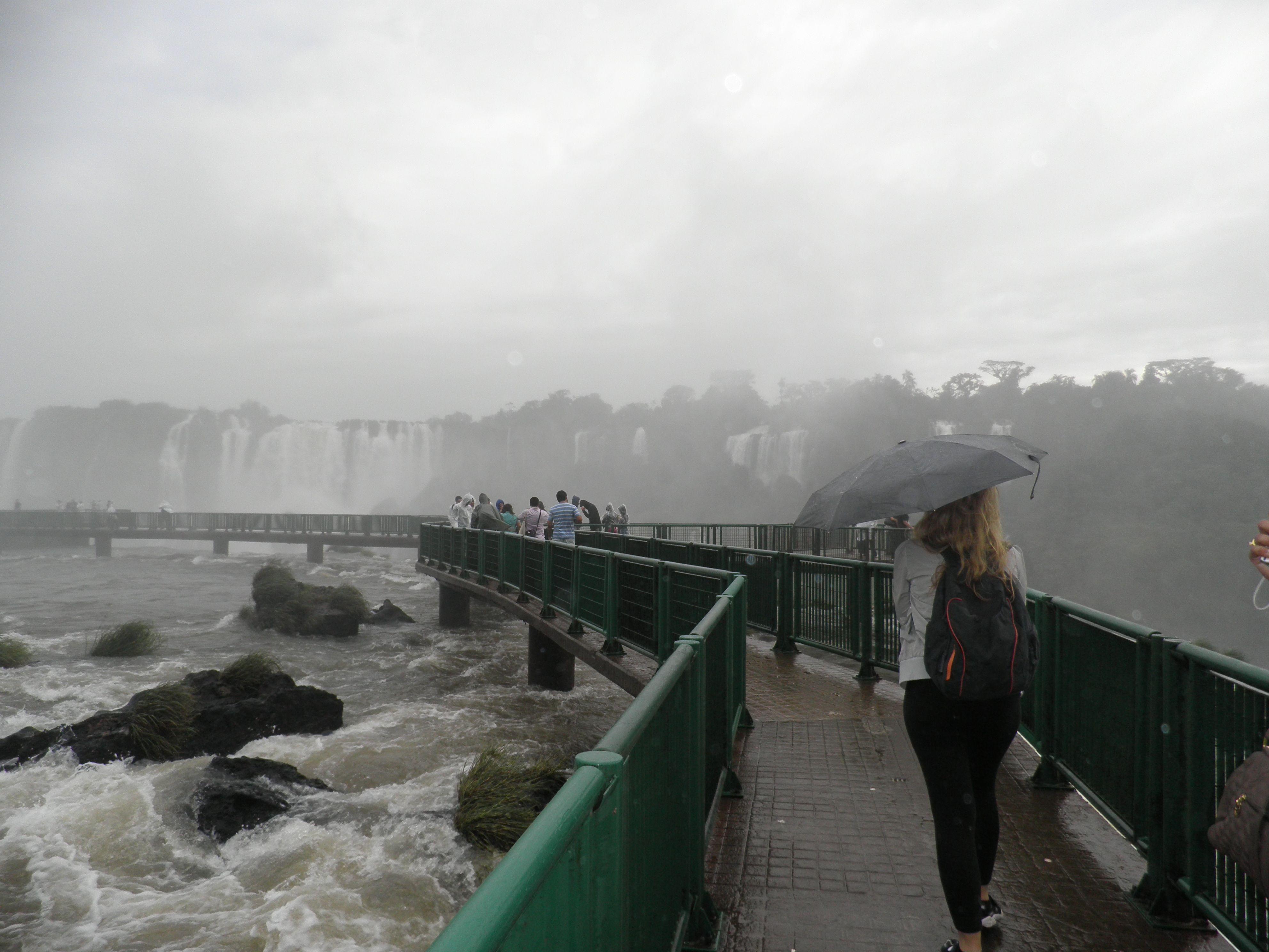Foz do Iguacu. Brasil