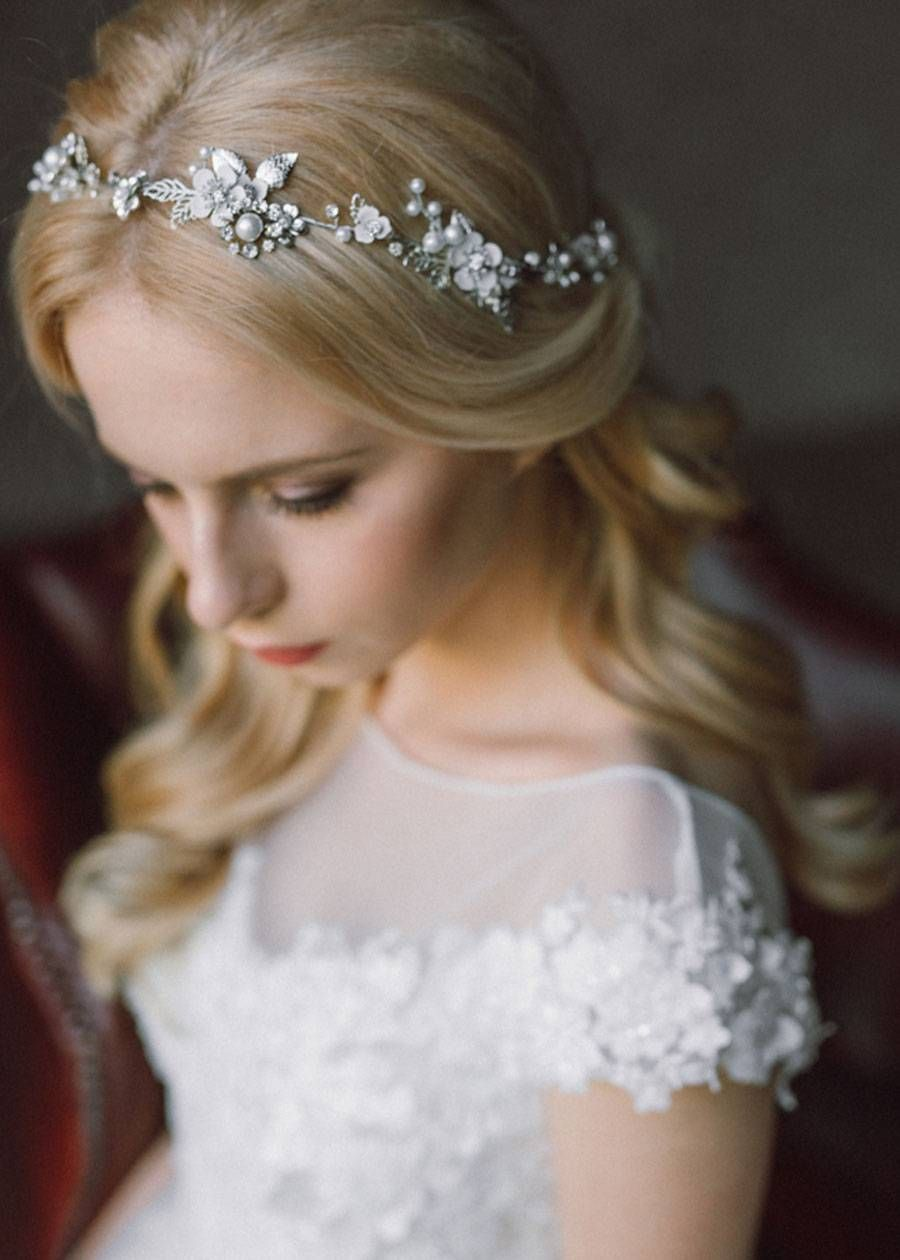an interview with couture bridal headpieces & accessories