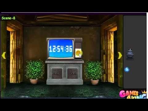 g4k back door escape game walkthrough & g4k back door escape game walkthrough | game | Pinterest