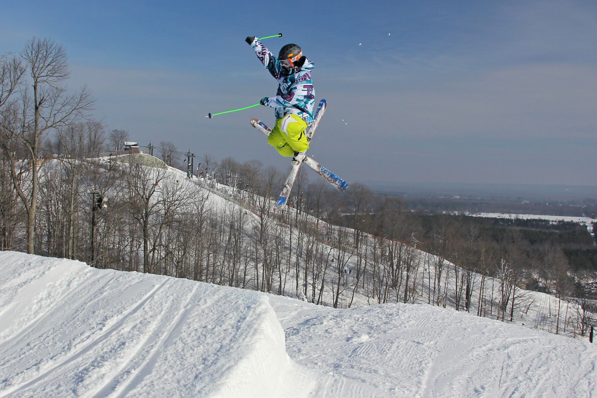 hit the slopes at the best snowboarding and skiing resorts near