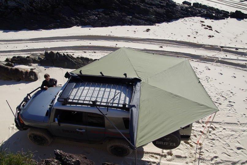 » RHS Drifta Rapid Wing Awning Kit $1265 » Drifta Camping ...