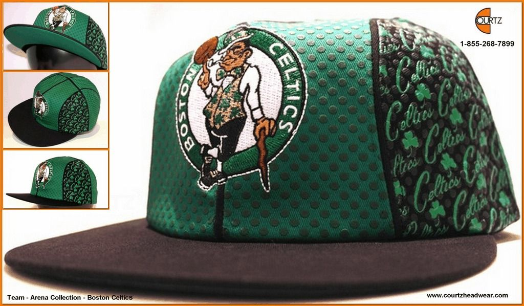 Team - Arena Collection: Exclusive to the Boston Celtics; available ...