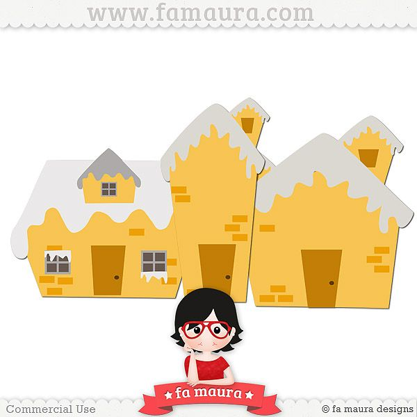Template House by Fa Maura