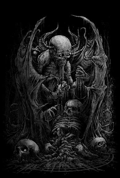 33+ Evil artwork info