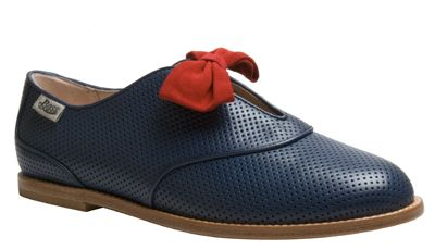 perforated slip on.