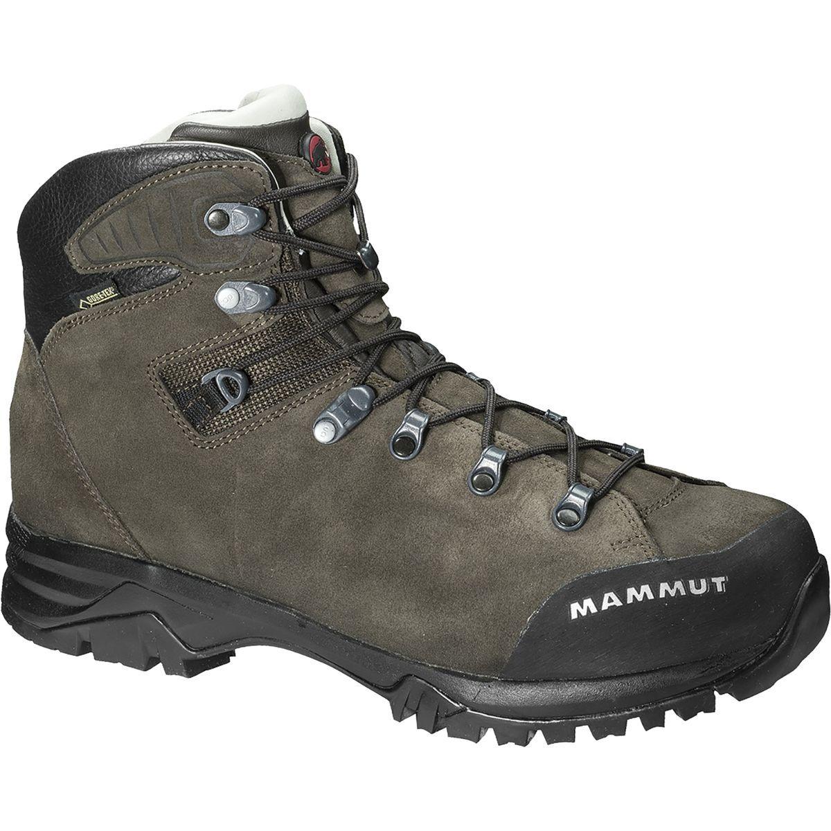 Mammut Trovat High Gtx Hiking Boot Dark Brown Black 11 5