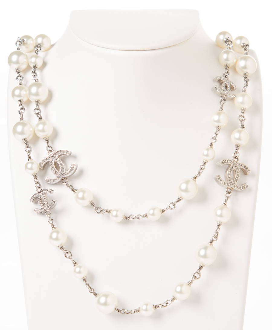 chanel necklace followshophers chanel