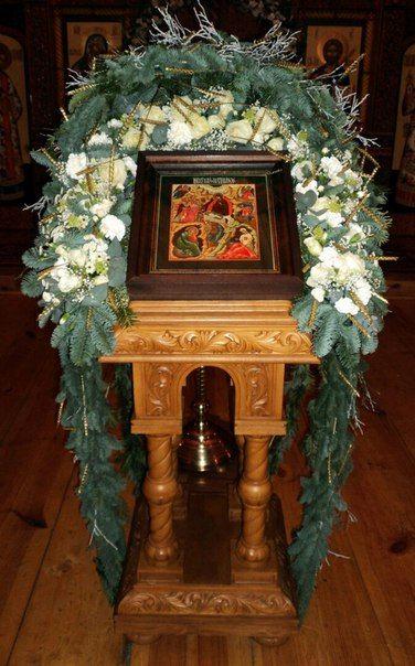 Фотография | Церковные цветы, Флористика, Цветочные композиции