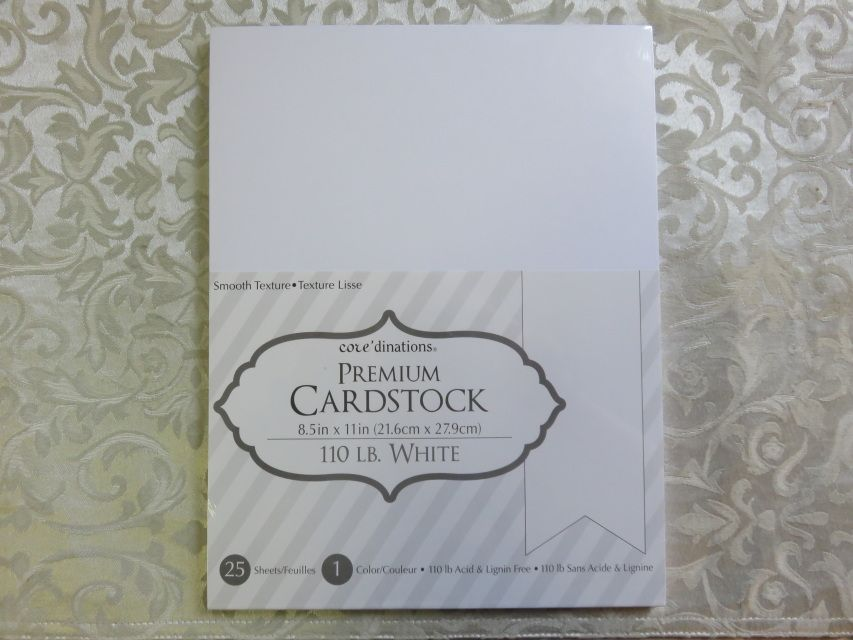 11 8 5 Cardstock White X 5000 Crafts Cardstock Paper Card