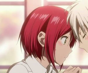 Shirayuki match icon uploaded by Rose🌹 on We Heart It