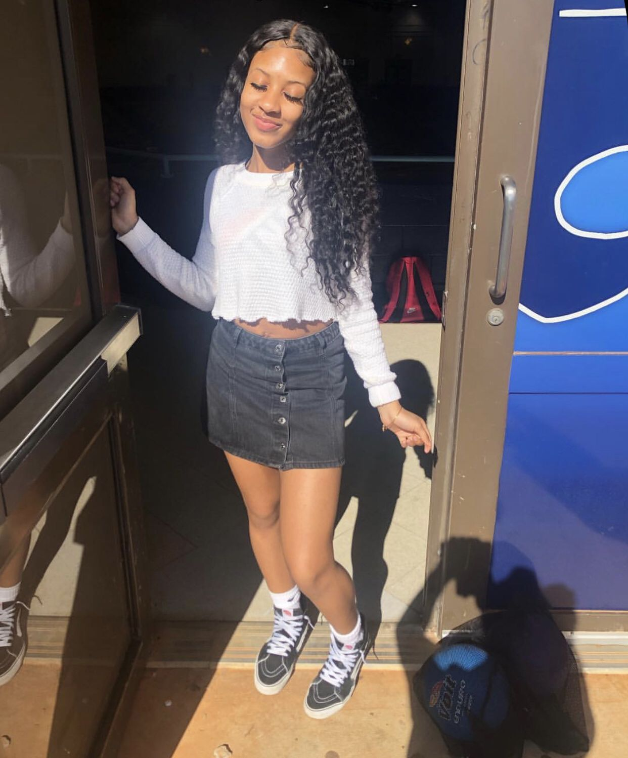 school daze  Black girl outfits, Going out outfits, Cute outfits