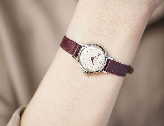 Leather Diy Watch Strap Tutorial Women Watches Gift Women Wrist