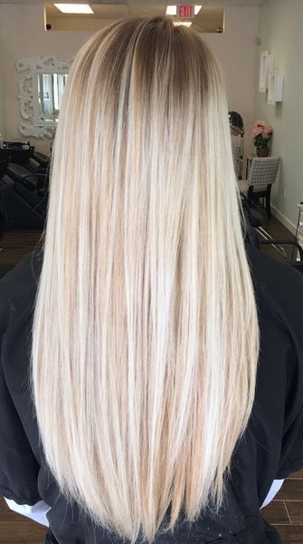 Rubio Extra Claro Haircut Hairstyles Pinterest Blondes Butter And Hair Coloring