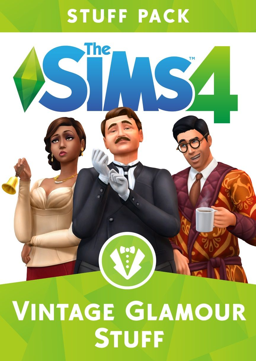 The Sims 4 Vintage Glamour Stuff Online Game Code Click On The Image For Additional Details Sims 4 Vintage Glamour Sims 4 Sims 4 Expansions