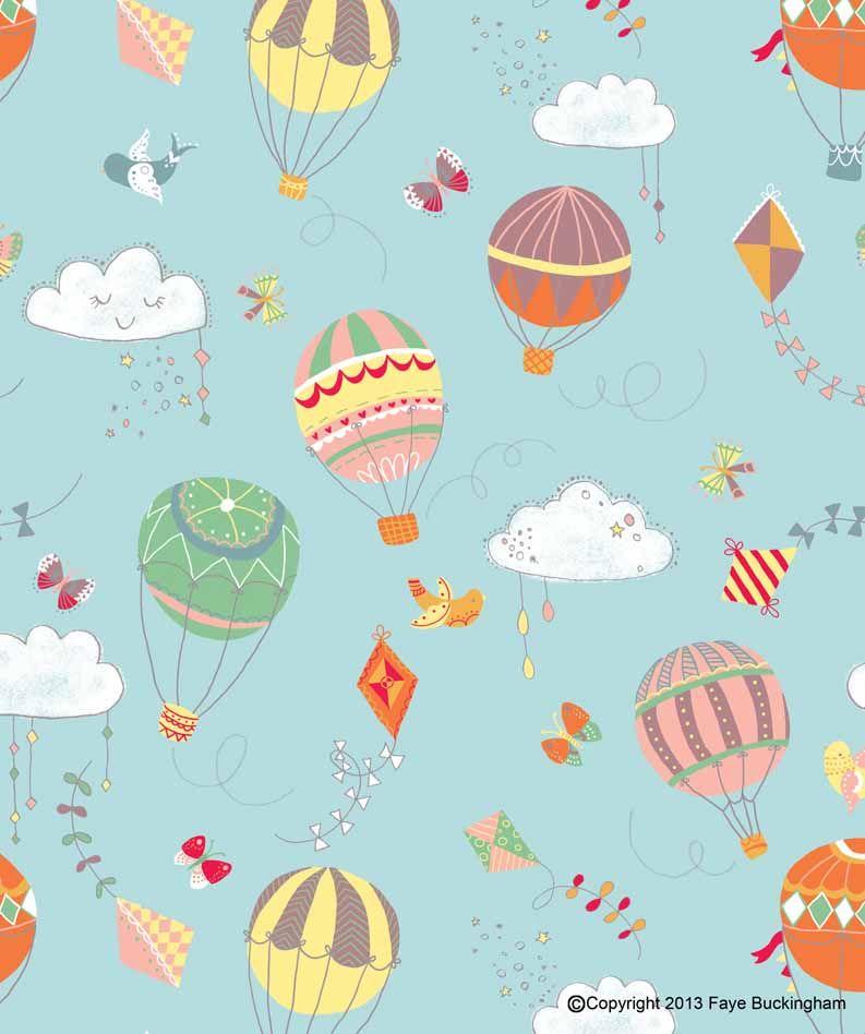 Papel estampado pattern papel estampado pattern for Papel tapiz infantil