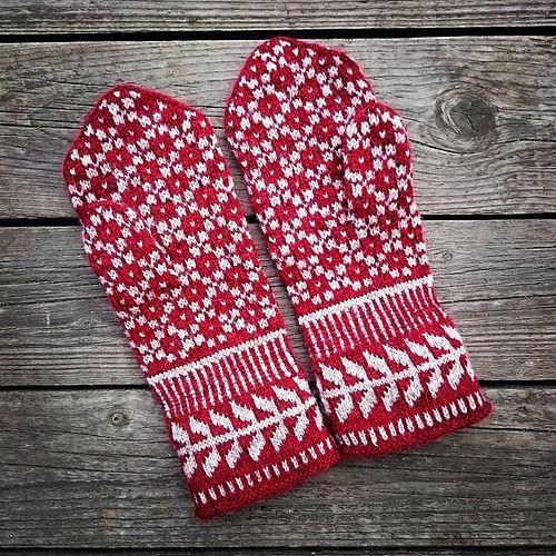 Ravelry: Knitarina\'s Favoritvantar | hats and scarves | Pinterest ...