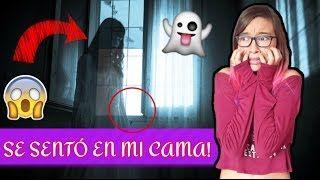 ¡UN ESPÍRITU SE SENTÓ EN MI CAMA! | MI HISTORIA PARANORMAL #Storytime ♥ Lulu99 - YouTube