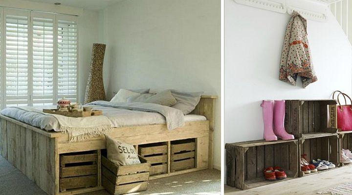 Ideas de decoracion con objetos reciclados reciclados for Ideas decorativas economicas