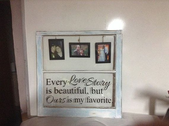 Pin By Ericka Blodgett On Gift Ideas Window Crafts Old Window Projects Old Window Crafts
