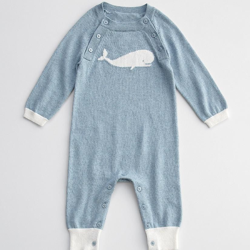 Blue whale cashmere blend baby long johns from redenvelope on blue whale cashmere blend baby long johns from redenvelope on sale 3599 personalized baby giftsbaby negle Image collections