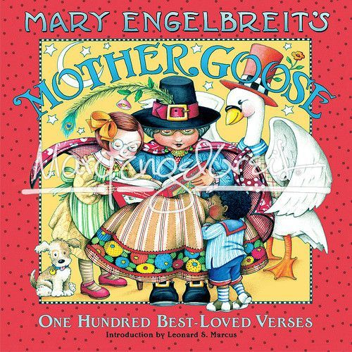 """Mother Goose"" Book – Mary Engelbreit Studios"