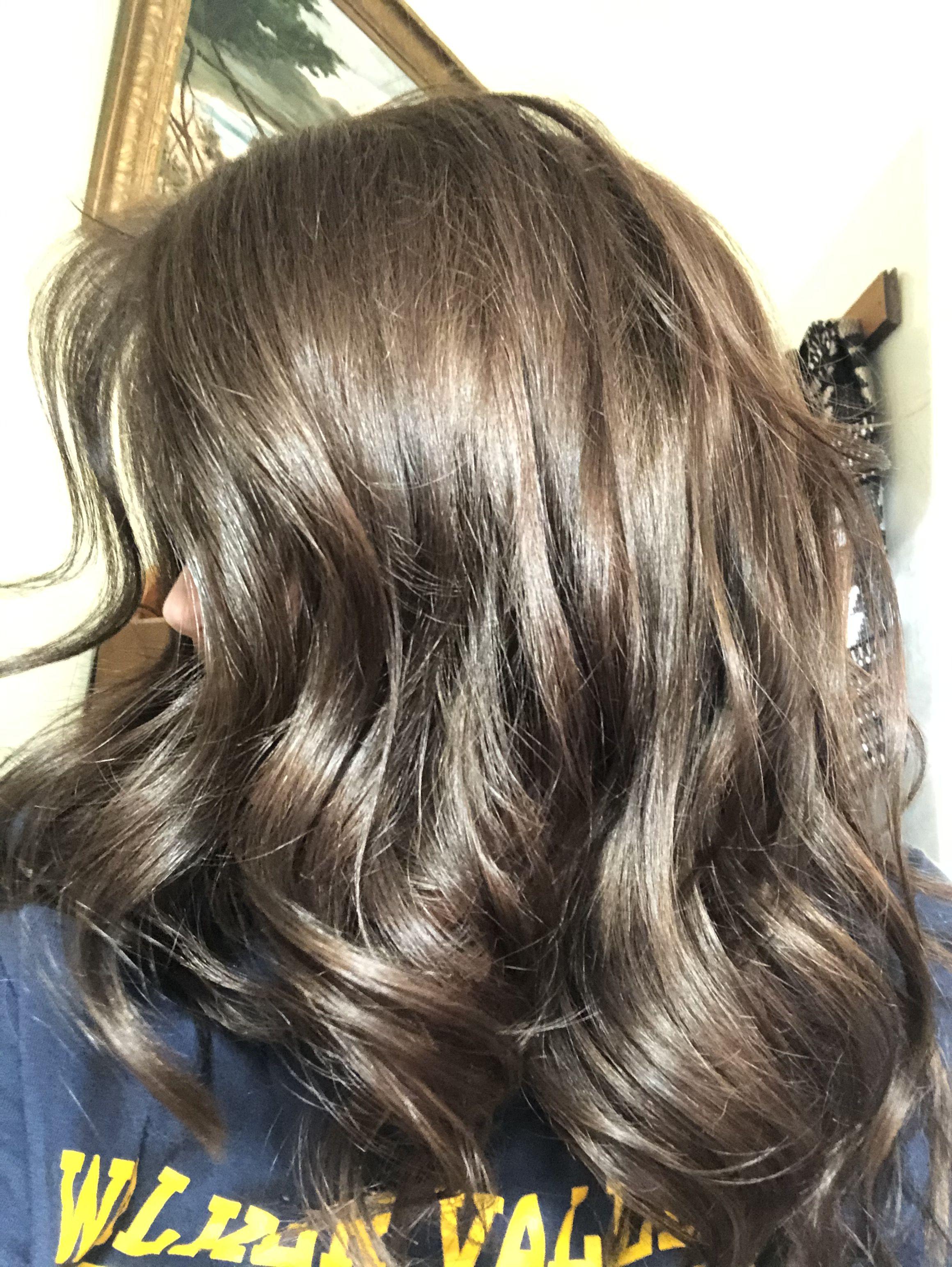 Ion Color Brilliance Permanent Hair Color In Level 6 Dark Mushroom Blonde Blonde Hair Color Balayage Hair Color Techniques Level 6 Hair Color