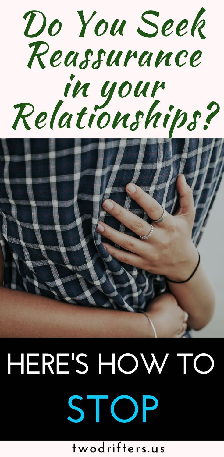 how to stop insecurity in a relationship