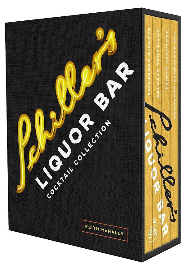 Schiller's Liquor Bar Cocktail Collect. Cookbook