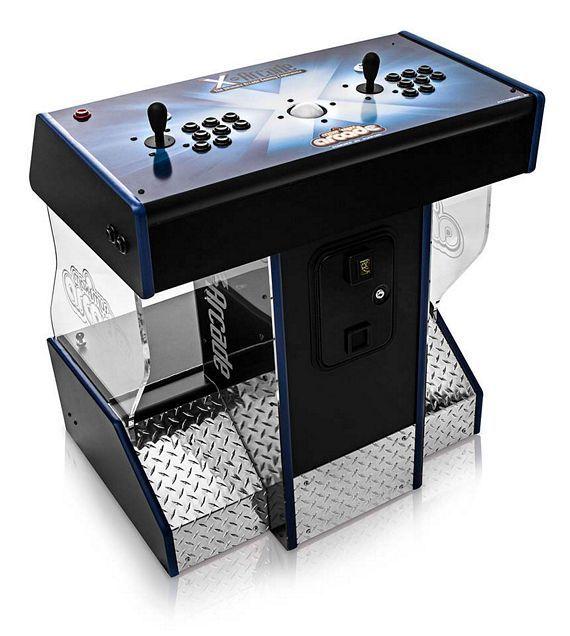 X-Arcade Arcade2TV Pedestal: The Only Arcade Cabinet You