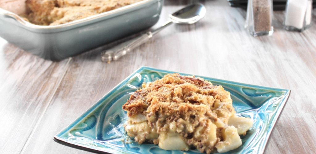 Gwen's Old-Fashioned Potato-Beef Casserole By Trisha Yearwood