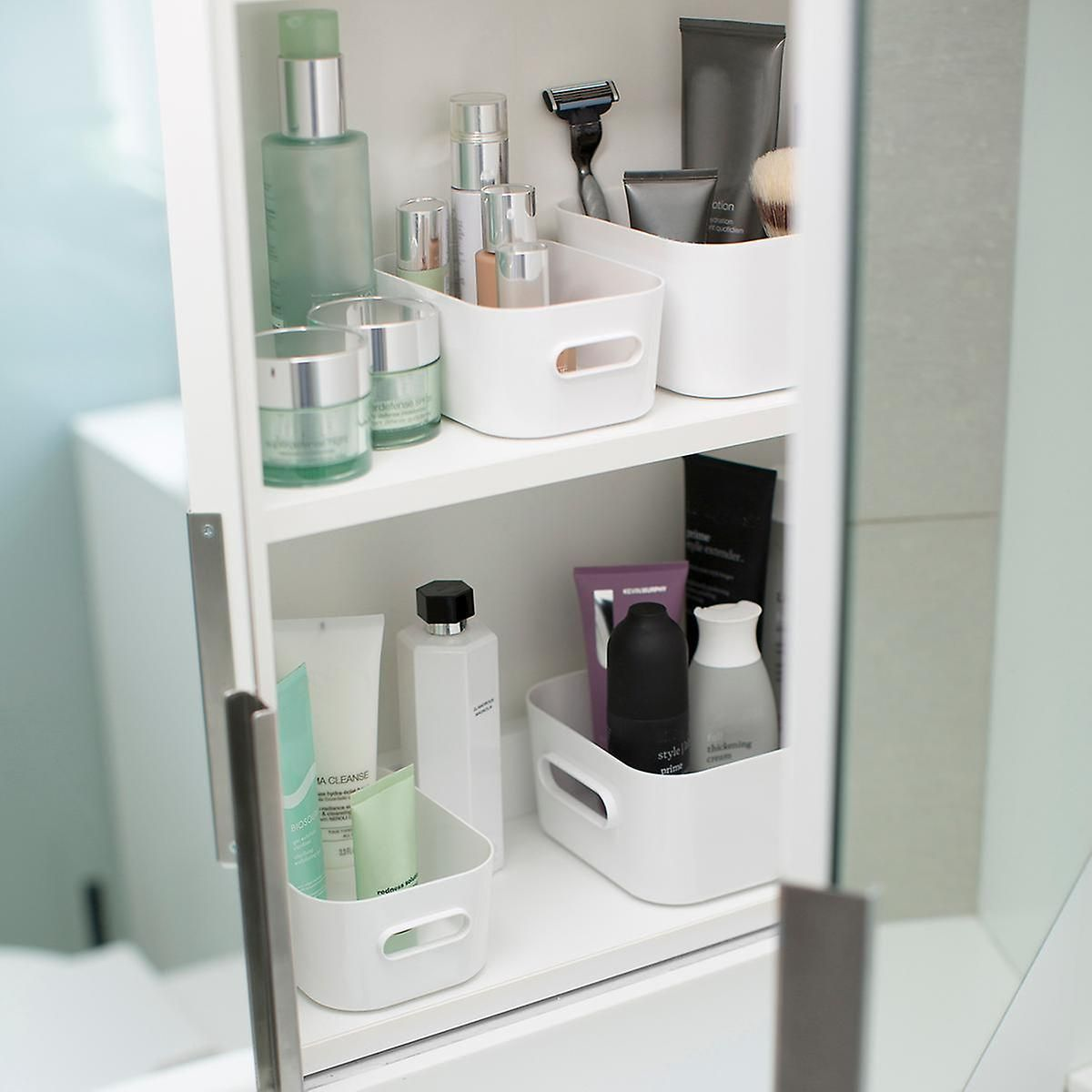 Organize Toiletries Medications Pill Bottle Tubes And Bottles While Utilizing Your M Under Bathroom Sink Storage Under Bathroom Sinks Small Bathroom Storage