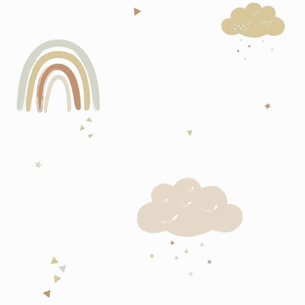 Hibou Home - Rainbows wallpaper