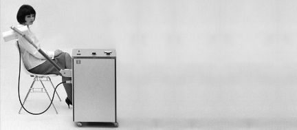 Medical electrical equipment * Photo by Tomás Maldonado 1962-63