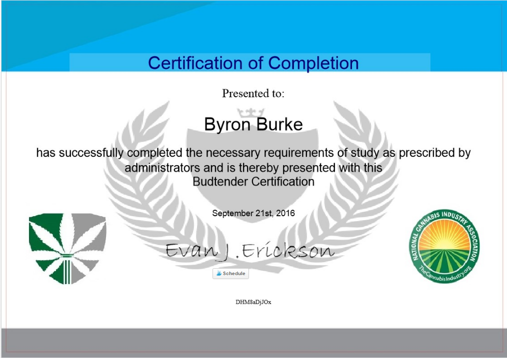 Budtender Certification educates students on all the important ...