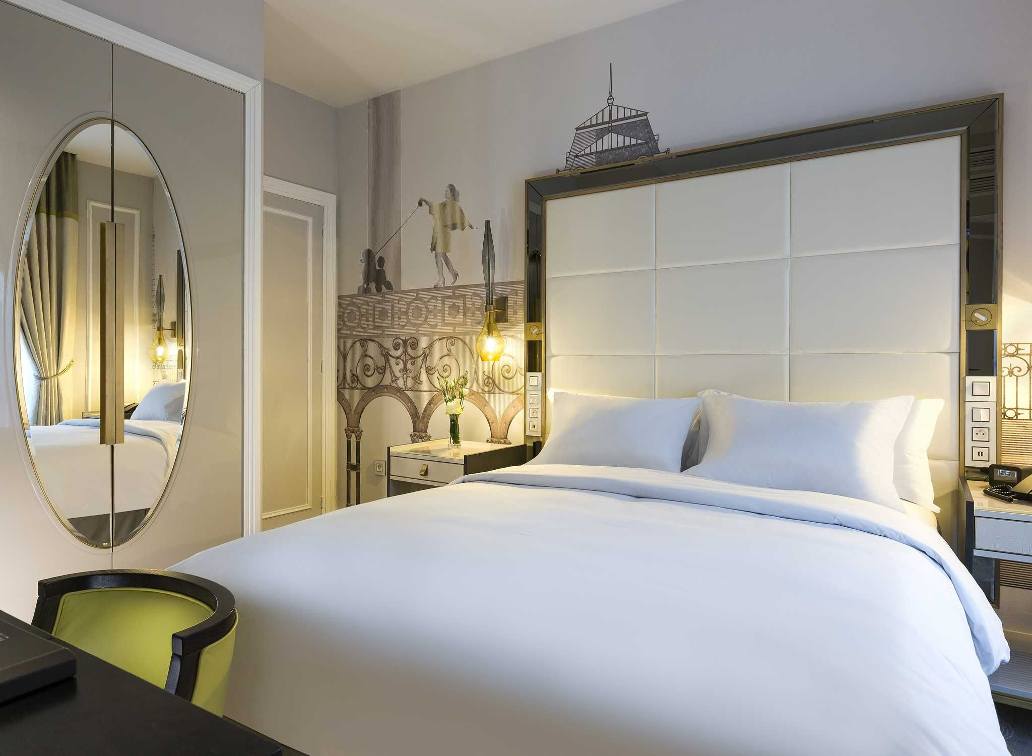 Chambres Une chambre luxueuse