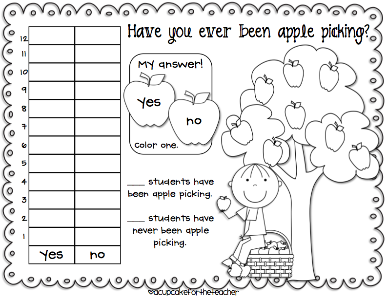 A Cupcake for the Teacher: Johnny Appleseed {Craftivities
