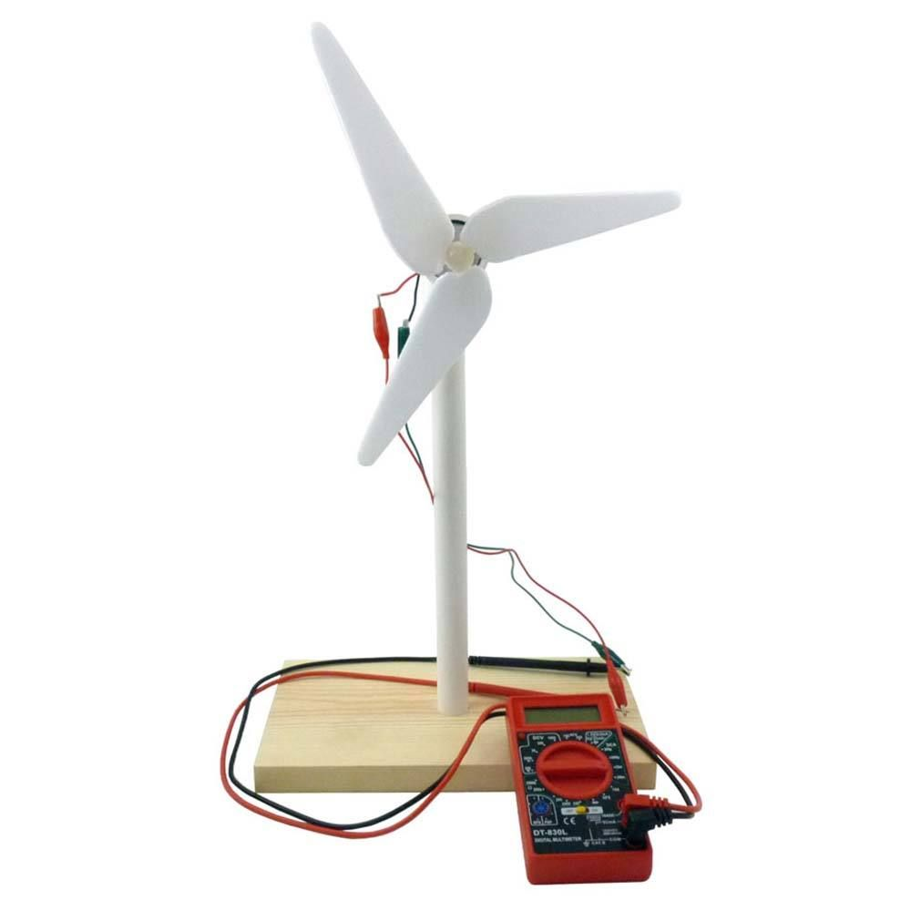 Wind Turbine Kit for Students | Home Science Tools
