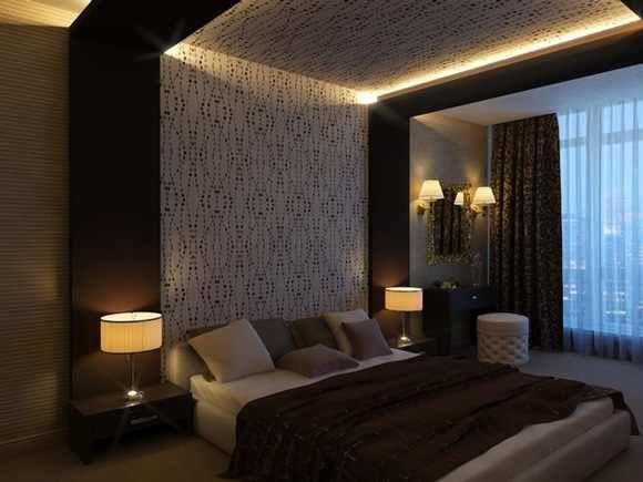 Bedrooms Interior Design Modern Pop False Ceiling Designs For Bedroom Interior 2014 ~ Room