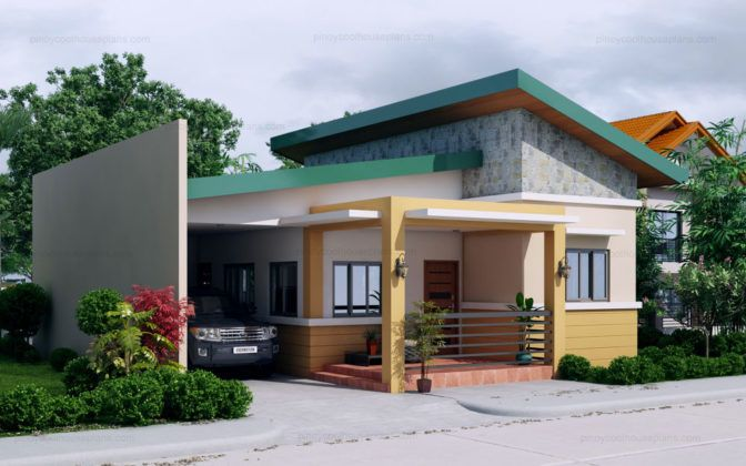 small house floor plan 3 bedroom single attached built in a 200 rh pinterest com